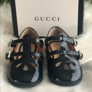 Gucci Baby Shoes